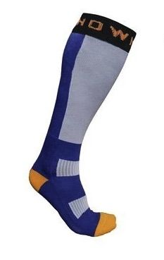 Thermal Nuclear Ski Socks - Blue Unisex - (EU 37-41)