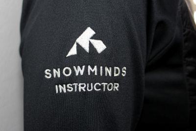 Snowminds Instructor Midlayer - All Black - Women