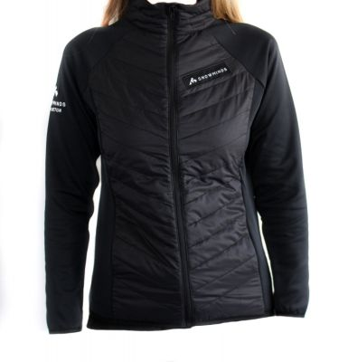 Snowminds Instructor Midlayer - All Black - Women