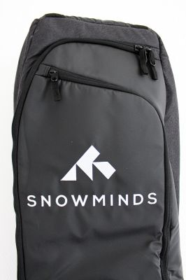The Snowminds High Roller (2nd Edition) - Black - OneSize