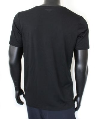 Ultimate Active & Travel Tee (100% Merino Wool) - Black - Unisex
