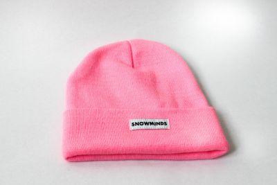 Classic Beanie Women - Pink OneSize