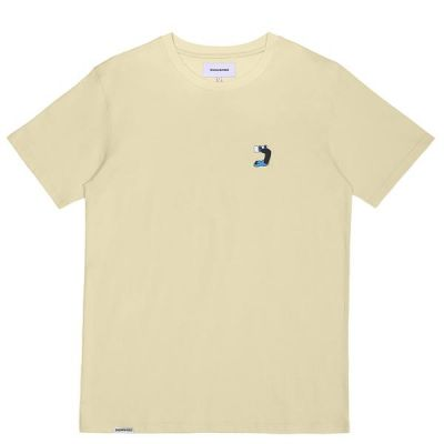 Scorpion Tee Men (Yellow) - Yellow - Men