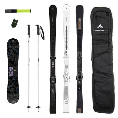 The Women's SKI & SNOWBOARD Instructor Package 20/21