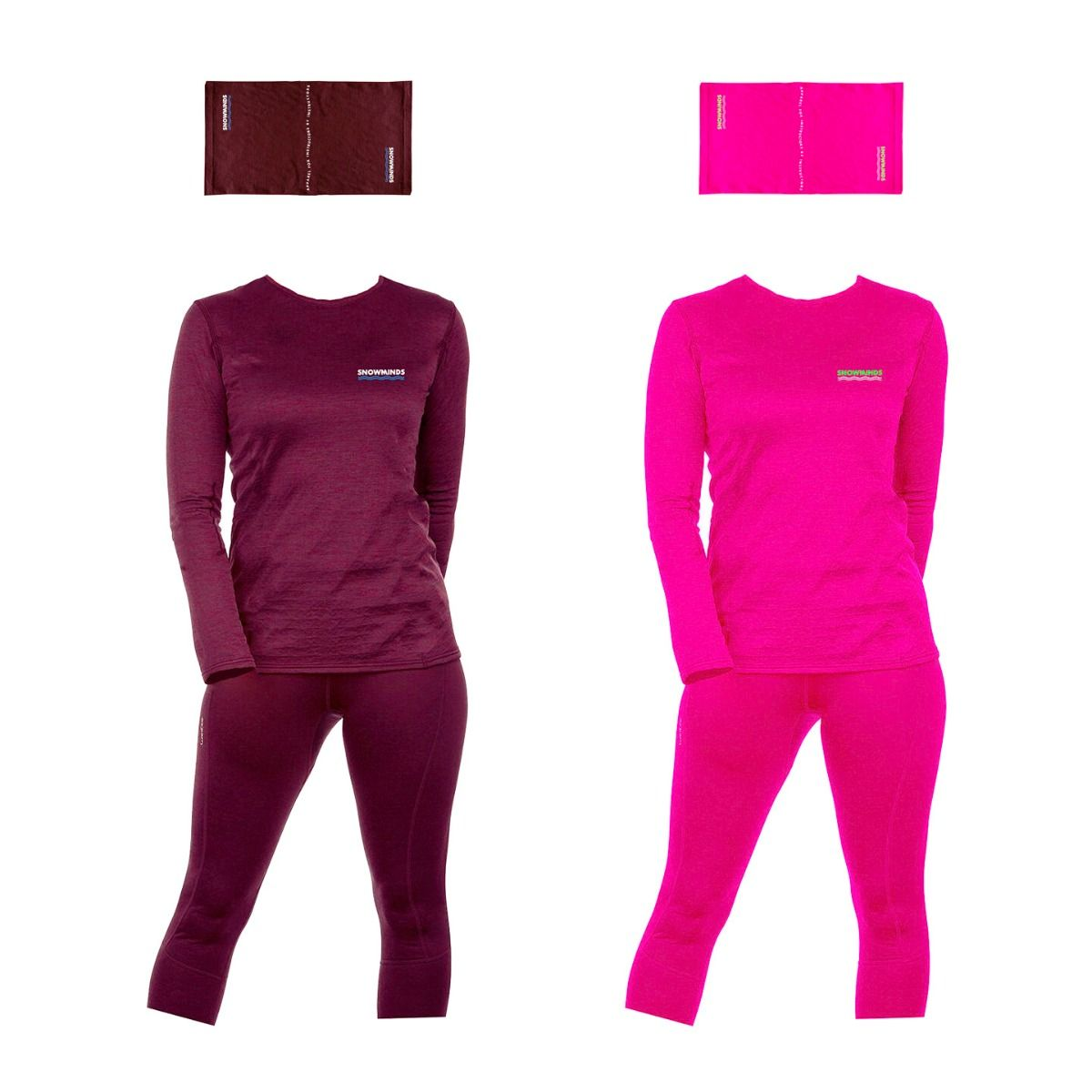 The Marvellous Merino Woman Package