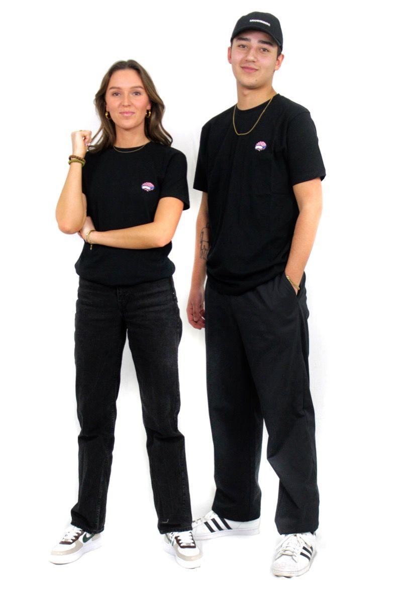 Ski t-shirts - Mindless Tee  - Black - M