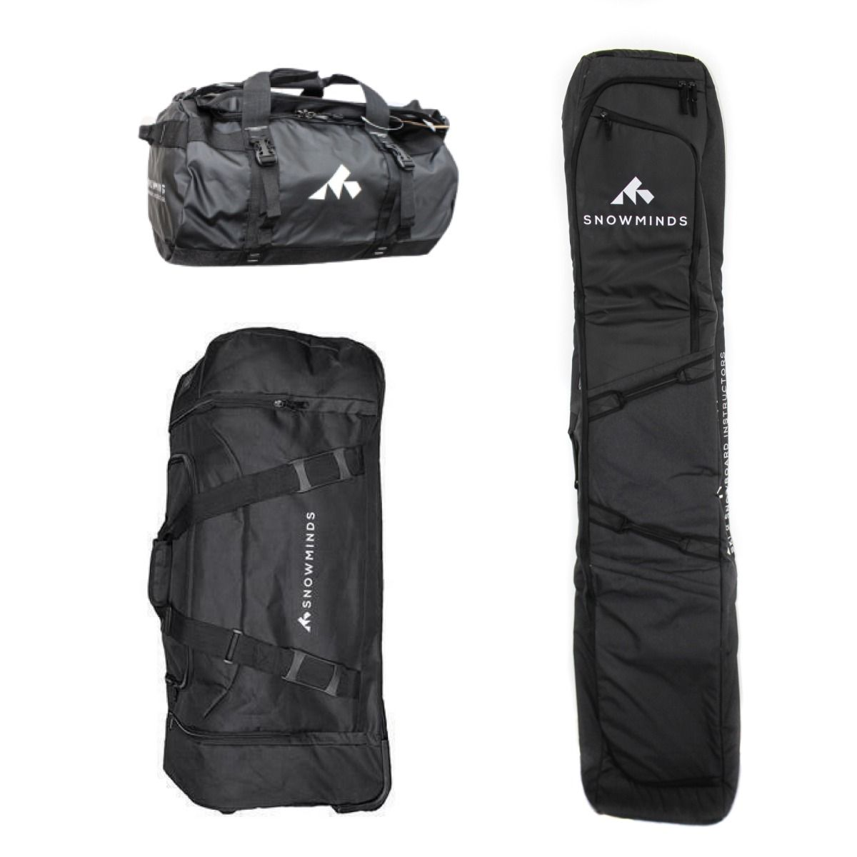 The Extended Snowminds Bag Package
