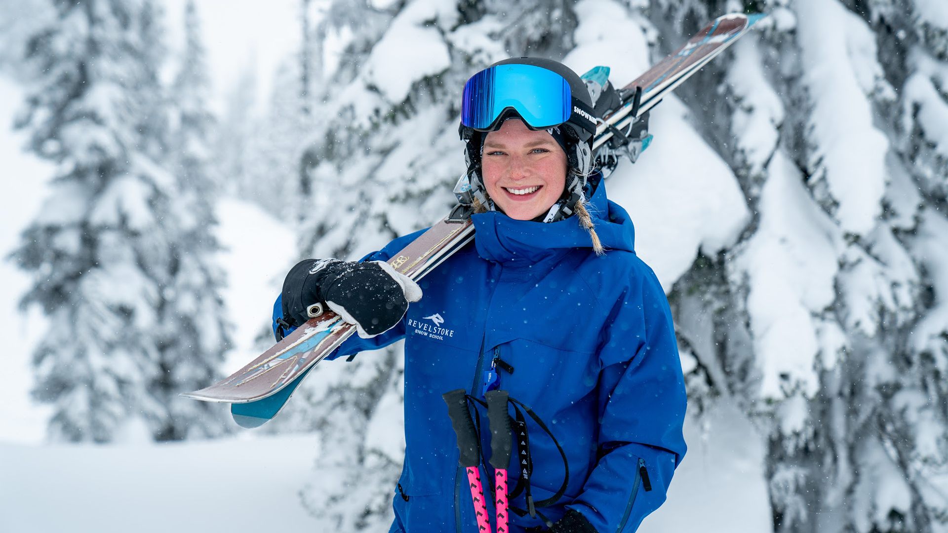 Gogglelicious - Snowminds Magnet Goggles